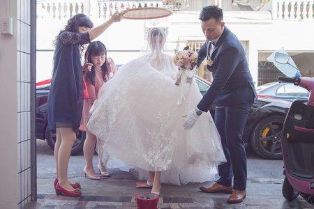 聖宇與沛翎結婚加宴客