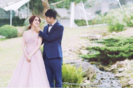 建良與銅珍婚禮紀錄