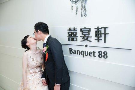 協弘與嘉霙婚禮紀錄