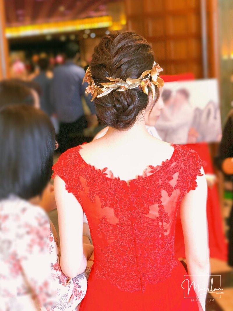 髮色,新秘,新娘造型,染髮