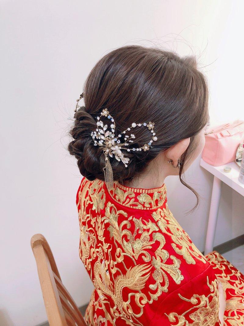 秀禾服,龍鳳褂,馬來袍,旗袍,中式禮服