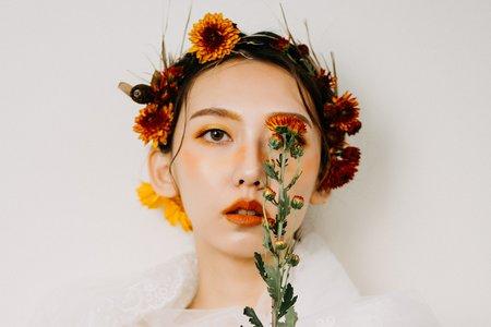 彩妝創作-秋黃