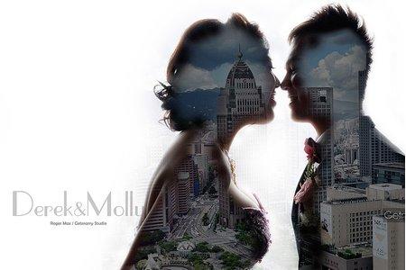 [訂婚] Derek + Molly 世貿三三婚宴會館