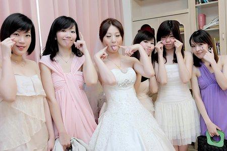 [婚攝] IN 教堂婚禮 | 尹航 + PATRIC | 新竹煙波飯店