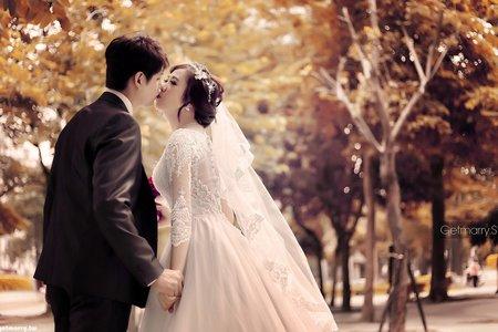 [結婚喜宴] 茂凱 +曉薇