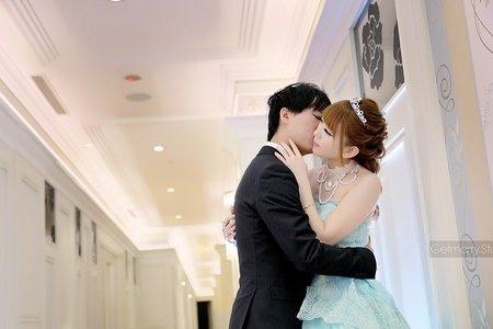 [婚攝台北] 泓緯 + 佳穎  寬和宴展館