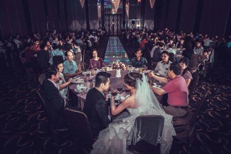 婚禮紀錄(台南東東)