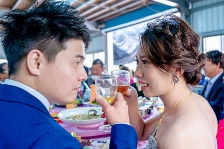 婚禮紀實 | 烊熏&容靚 | 南投信義