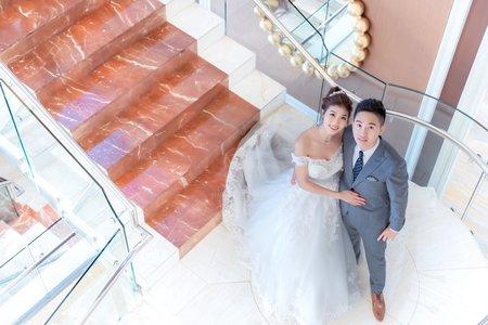 婚禮紀實 | 峻東&一伶 | 台中林皇宮