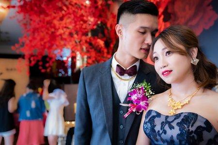 婚禮紀實 | 其頡&晴雯 | 陶醴婚禮會館