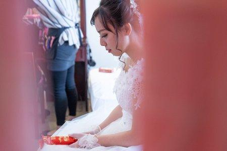 婚禮紀實 | 啟安&玠佑 | 大中華國際美食館