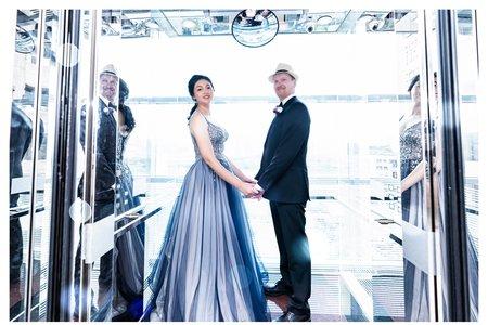婚禮紀實 | Antti Nevalainen & 文心  |  新莊翰品