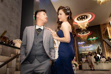 婚禮紀實|臻悅美饌婚宴會館