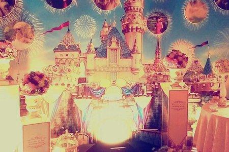 迪士尼婚禮