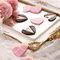 愛心西裝婚紗巧克力