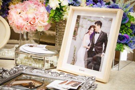 婚禮平面攝影 雙人雙機