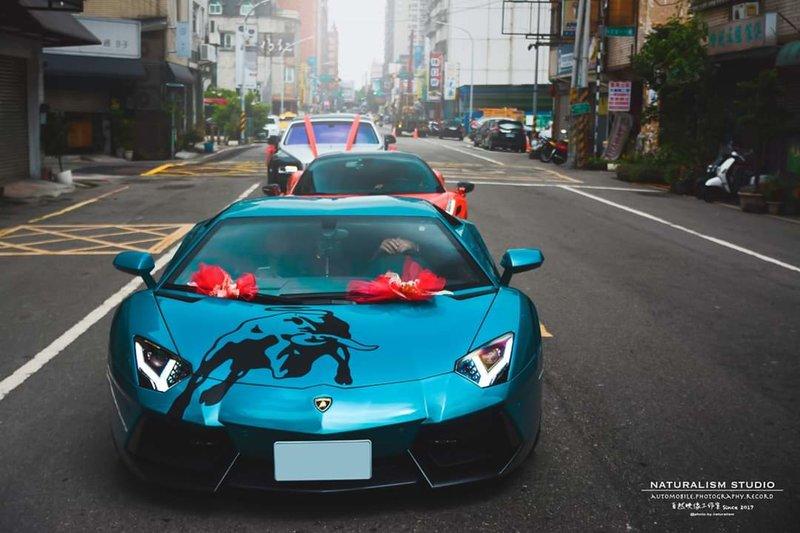 全台最優質婚禮禮車出租作品