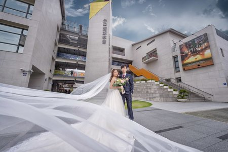 g&w 旌旗教會證婚婚攝