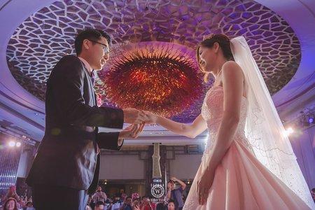 0&T 台北喜來登婚攝