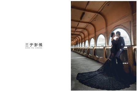 自助婚紗 小傑 & 函函