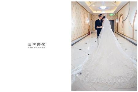 婚禮攝影 易任&侑芳 星靚點花園飯店