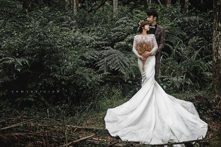 自助婚紗 宏德&雅涵
