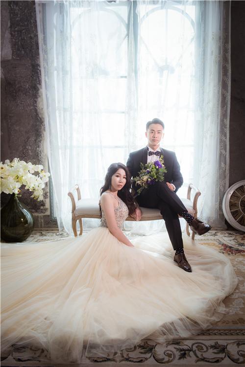 艾薇時尚精品婚紗,相信專業就對,放心的都交給艾薇了!