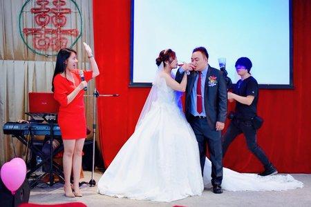 團隊專業到位-使用出租場地婚禮也可以很完美