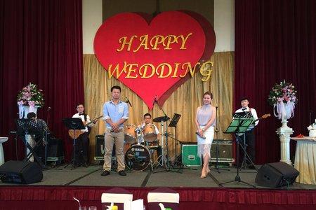 完美包套方案『婚禮主持+樂團』