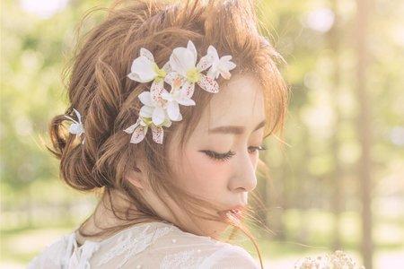 結婚新娘造型(早妝+午/晚宴)