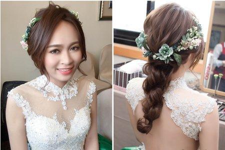 新秘嘉禾-婉榆's wedding