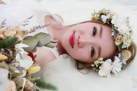 新秘嘉禾-婚紗造型