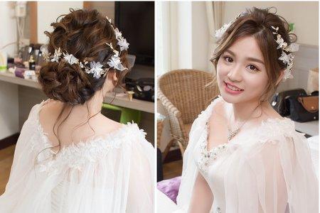 新秘嘉禾-芷鈞's wedding