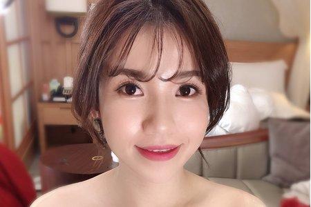 新秘嘉禾~婚宴造型精選
