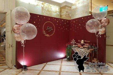 高雄林皇宮婚禮佈置