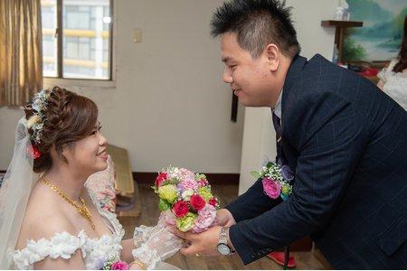 孟麒&嘉珍迎娶+午宴