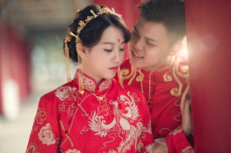 小資婚禮平面攝影方案作品