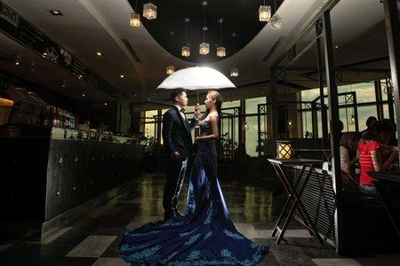 訂婚+結婚(午宴或晚宴)單一價再送類婚紗