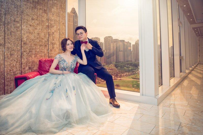 婚禮拍照方案作品