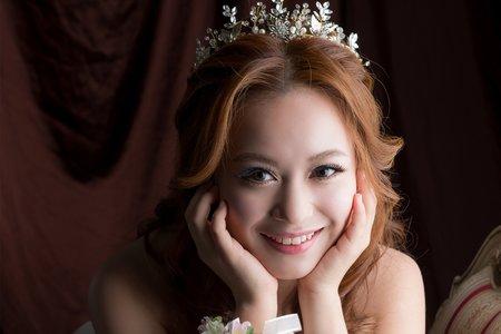 結婚婚紗攝影-棚拍