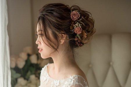 新娘三造型(迎娶,敬酒,送客)