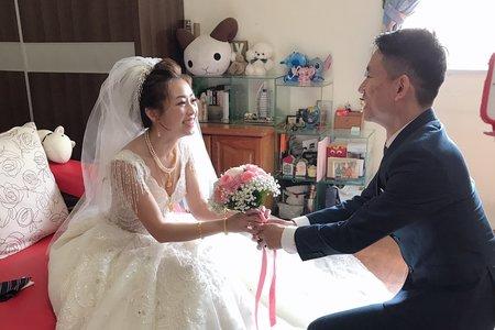 新娘訂結單妝造型