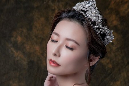嵐Wing Makeup<噴槍底妝>-復古氣質