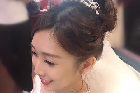 嵐Wing Makeup<噴槍底妝>-1201奕緁之囍