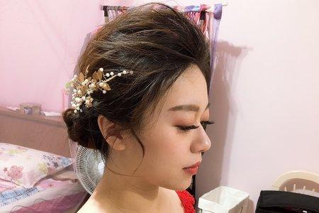嵐Wing Makeup<噴槍底妝>-0629婚禮現場