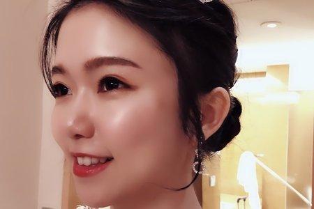 嵐Wing Makeup<噴槍底妝>-0616婚禮現場