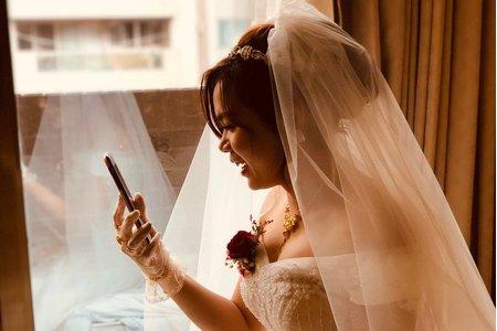 訂婚或歸寧2造型+午宴,雙儀式
