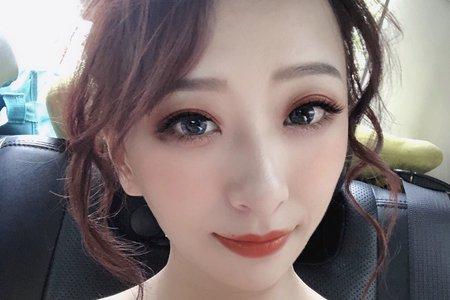 嵐Wing Makeup<噴槍底妝>眼型調整