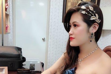 嵐Wing Makeup<噴槍底妝>-姿婷之囍