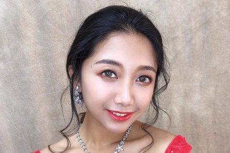 嵐Wing Makeup<噴槍底妝>-活力甜美